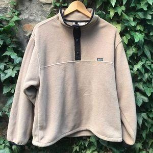 Woolrich pullover. Large.